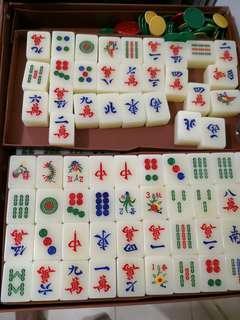 🚚 Mahjong set