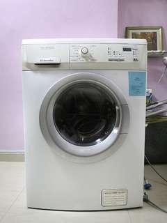 Lightly used Electrolux washing machine