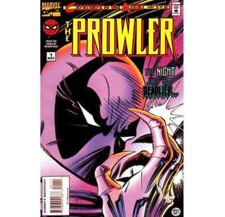 THE PROWLER #1 (1994) 1st Issue! Into the Spider-verse Villain