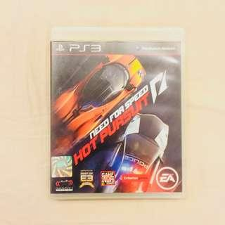 Video Games - PS3 Need For Speed Hot Pursuit