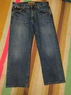 Uniqlo S-003 Denim Jeans Size 33