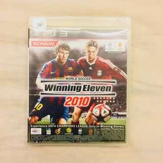 Video Games - PS3 World Soccer Winning Eleven 2010