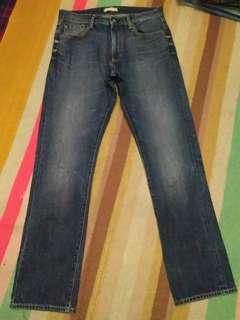 Uniqlo Selvedge Denim Jeans Size 33