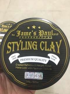 Jame's Paul Styling Clay