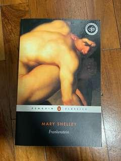 🚚 Frankenstein by Mary Shelley