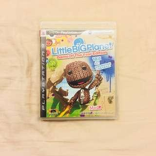 Video Games - PS3 Little Big Planet
