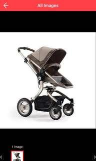 GUBI baby stroller (two directions )