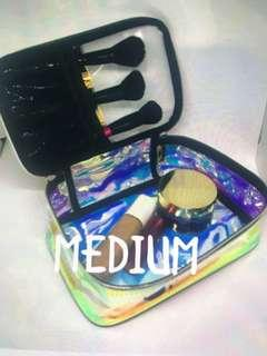 Hologram Make Up Case (Medium)