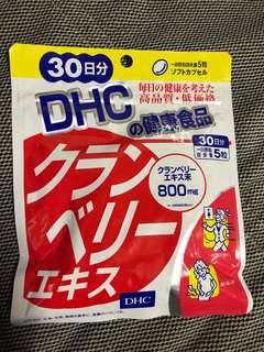 日本 DHC蔓越梅精華 30天份