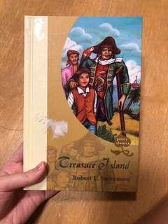 🚚 Treasure Island by Robert L Stevenson