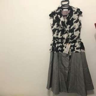 🚚 THOM BROWNE 洋裝 外套 賣場唯一 超低價出售 絕版品 喜歡都可以議價喔