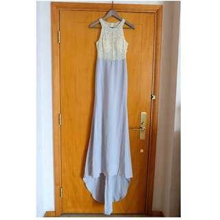 (全新) 結婚婚紗晚裝長裙 wedding gown evening dress WG EG