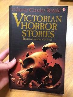 🚚 Victorian Horror Stories