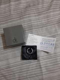 Calvin Klein 男生戒指