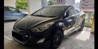 Kia K5 and Hyundai Elantra For Rent