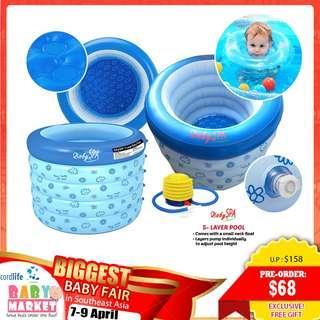 Babyspa pool