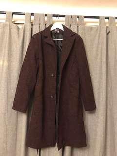 Oppa jacket size s 適合瘦身材穿着 冬天大優惠