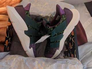 CELL DBZxAdidas shoes size 10 DEADSTOCK