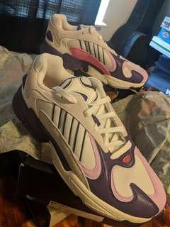 Frieza DBZxAdidas shoes size 10.5 DEADSTOCK