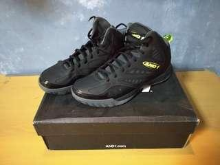 And 1 basketball shoes