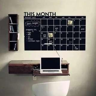 Brand New Monthly Planner