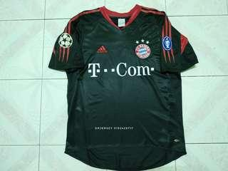 Bayern Munich third kit jersey 2003 M
