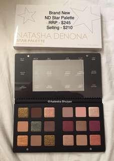 BRAND NEW Natasha Denona Star Palette