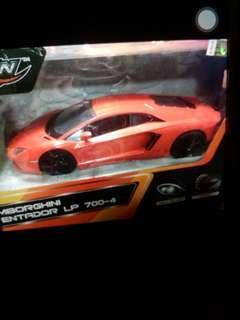 AUDY Lamborghini car toy