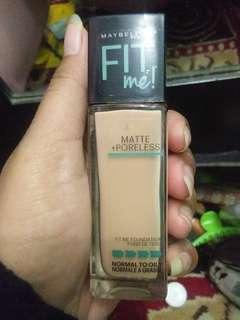 Foundation Maybelline 125
