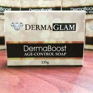 Dermaboost age-control soap