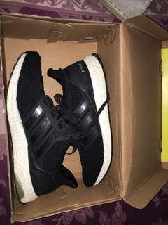 REPRICE Sepatu Adidas UltraBooth like Ori