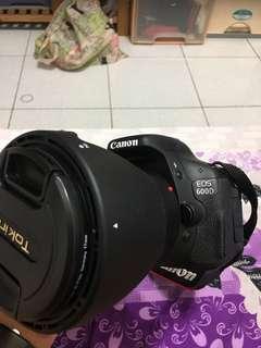 🚚 Canon 600D+11-16mm