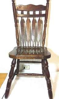 古早藝術椅