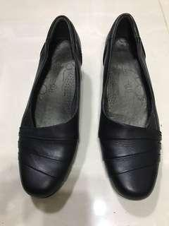 Marks and Spencer Footglove Black Shoes