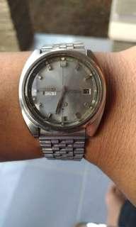 vintage SEIKO 5 type 6119 Automatic 21 jewels