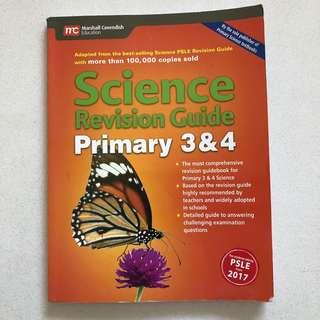 🚚 (Free Postage) Latest Edition Science Revision Guide
