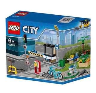 Lego City 40170 - Build My City Accessory Set