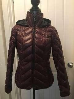 Michael Kors packable puffer - Small