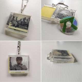 TVXQ Gacha Mini CD