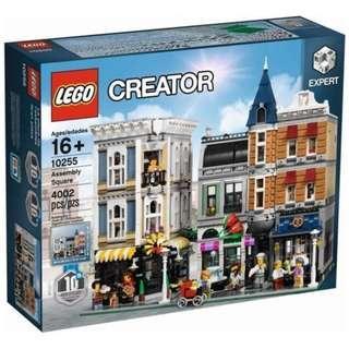 *LegoAsh* 10255 Assembly Square