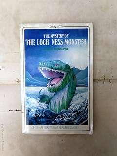 LONGMAN'S THE MYSTERY OF THE LOCH NESS MONSTER 🦕