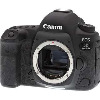 Canon 5D Mark IV - 10K> Shutter Count