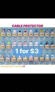 🚚 CABLE PROTECTOR