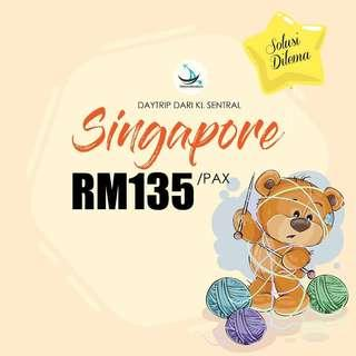 Singapore day trip from kl sentral