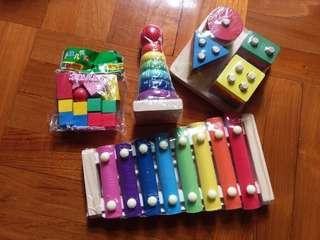 幼兒益智玩具 早教木玩具 幼稚園面試玩具
