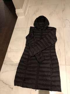 Joe fresh long puffer coat