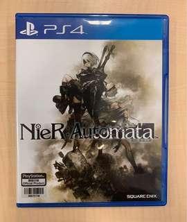 PS4 NieR : Automata 尼爾 : 自動人形