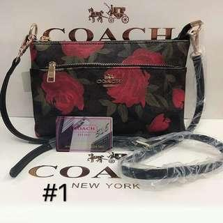Coach Sling bag Replica Quality