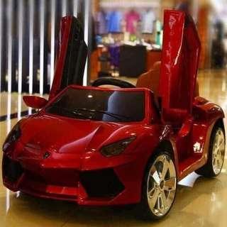 Lamborghini Vertical door