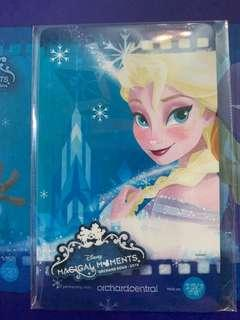 Disney Frozen Ezlink Card (*limited edition)